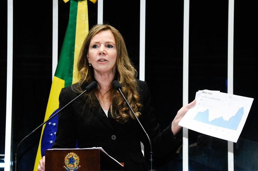 Senadora Vanessa (PCdoB-AM) não acredita na aprovação da reforma da Previdênia antes das eleições